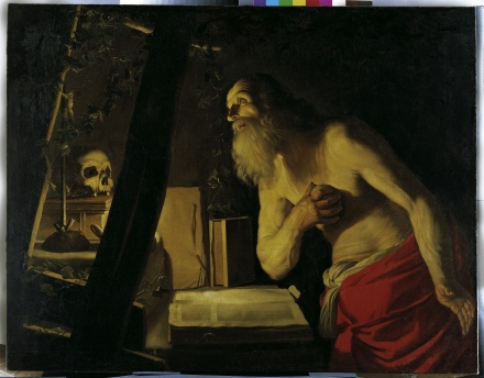 follower St Jerome | Gerrit van Honthorst | Oil Painting