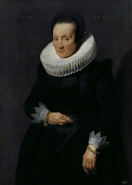 Portrait of a Woman 1618 | Anthony van Dyck | Oil Painting