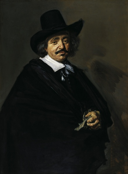 Portrait of a Man 1650 1652 | Frans Hals | Oil Painting