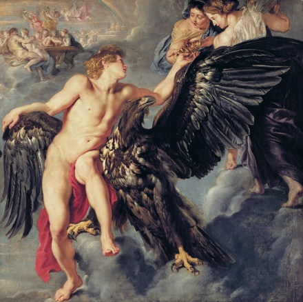 Ganymede 1611 1612 | Peter Paul Rubens | Oil Painting