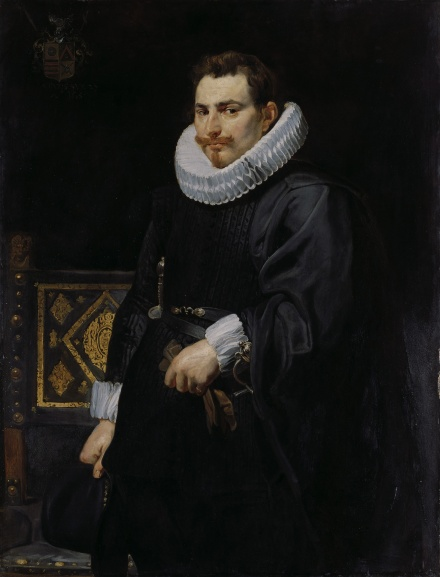 Portrait of Jan Vermoelen 1616 | Peter Paul Rubens | Oil Painting