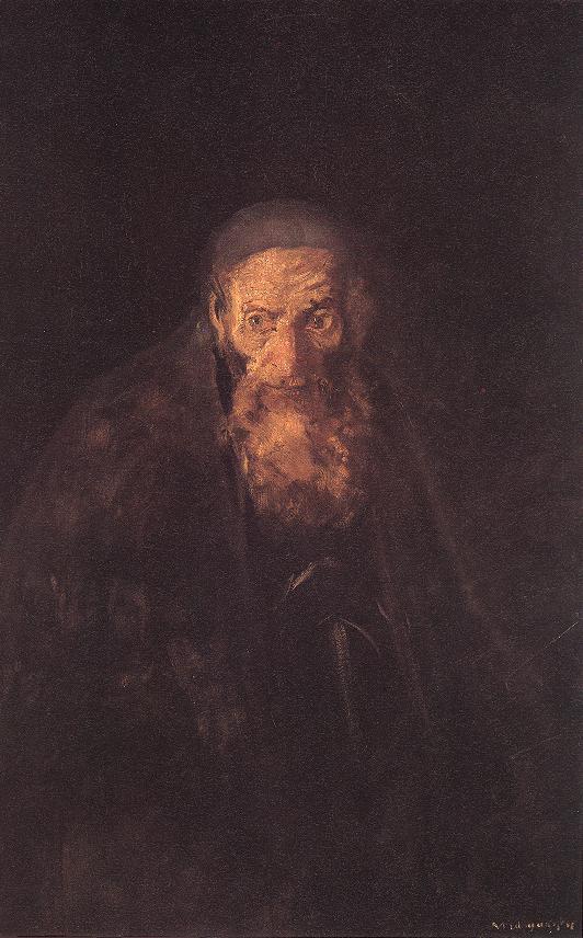 Shylock | Laszio Mednyanszky | Oil Painting