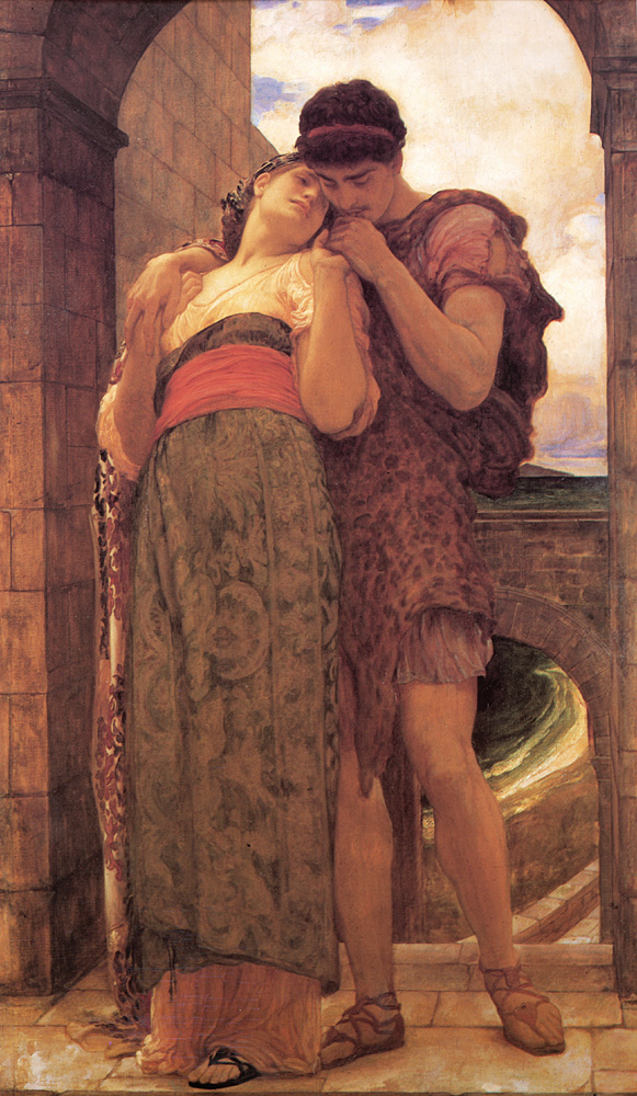 Wedded | Lord Frederick Leighton | Oil Painting