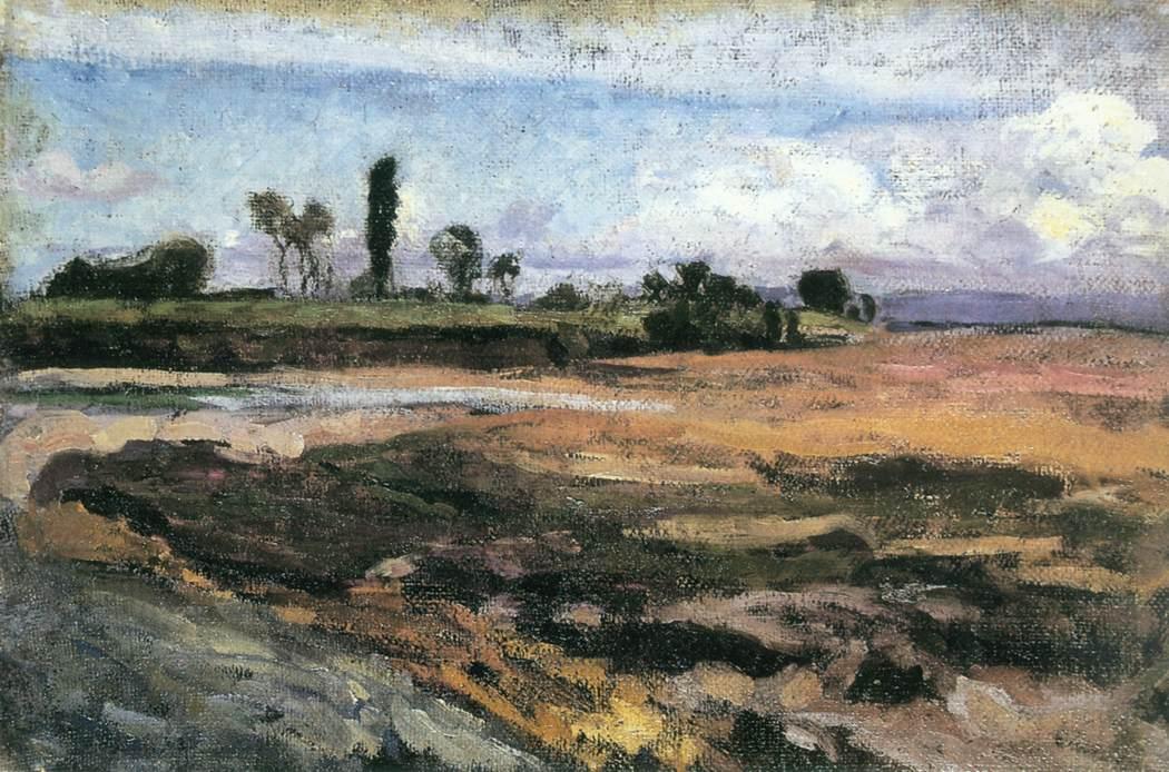 On the Banks of Zazar 1900 | Jeno Maticska | Oil Painting
