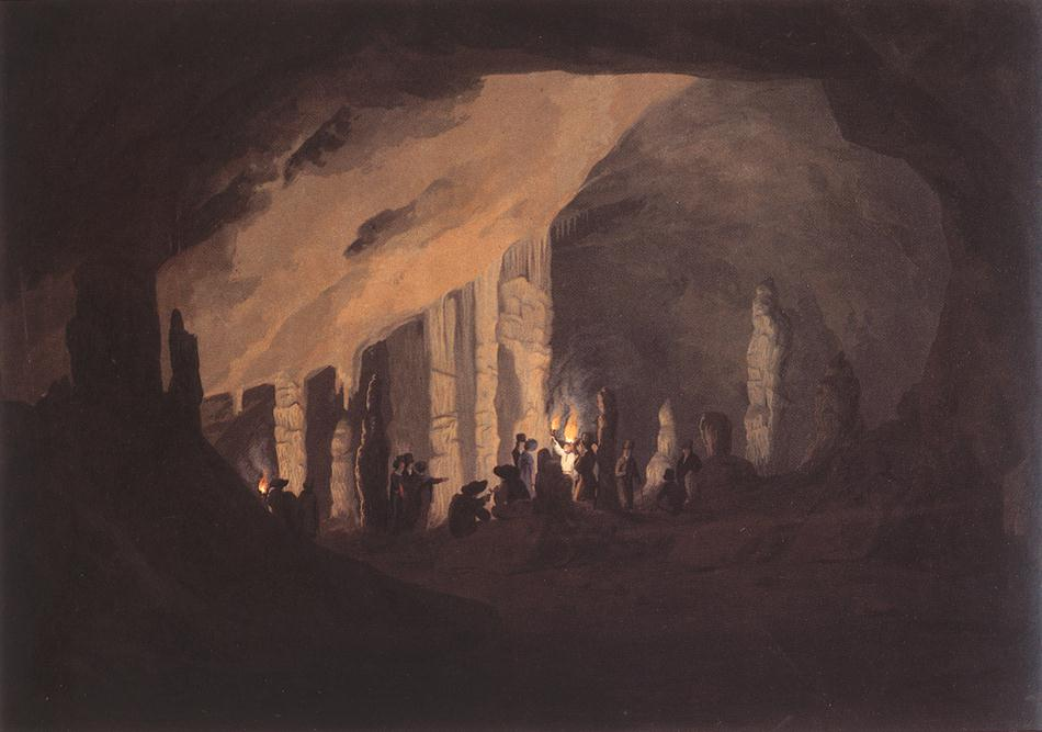 The Pest Organ 1821   Karoly Marko The Elder   Oil Painting