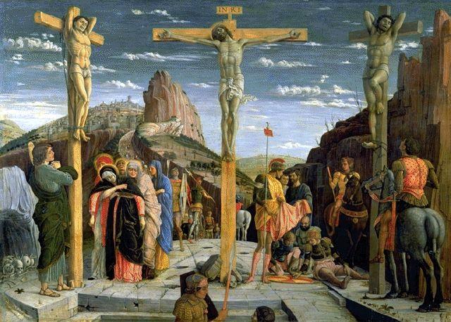 Calvary Circa 1456 | Andrea Mantegna | Oil Painting