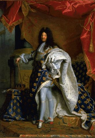 Portrait Of Louis XIV 1701 | Hyacinthe Rigaud | Oil Painting