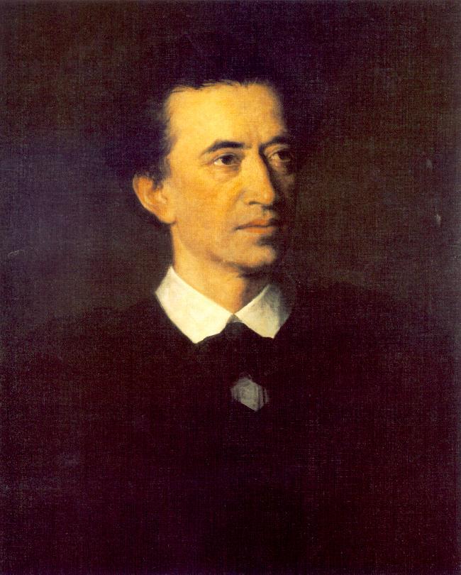 Portrait of Miklos Feleky 1871 | Mor Than | Oil Painting