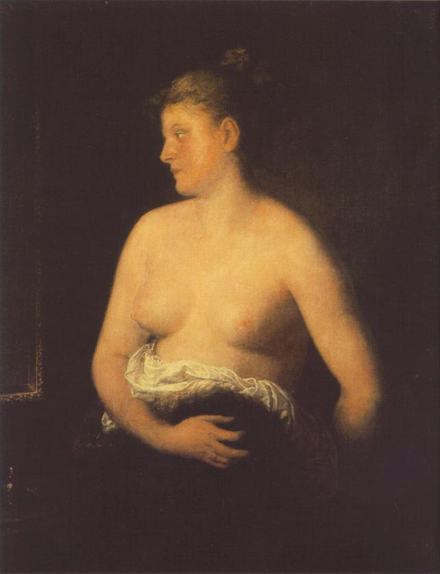 Nude 1873 | Mor Than | Oil Painting