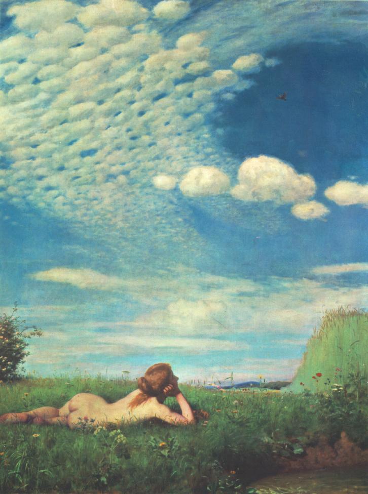 Lark 1882 | Pai Merse Szinyei | Oil Painting