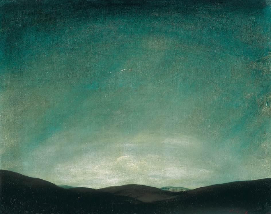 Dawning | Gyula Rudnay | Oil Painting
