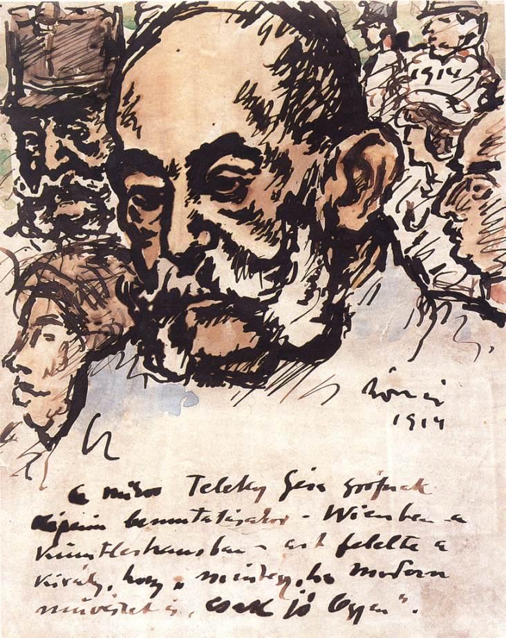 Emperor Franz Josef 1914 | Jozsef Ronal Rippl | Oil Painting
