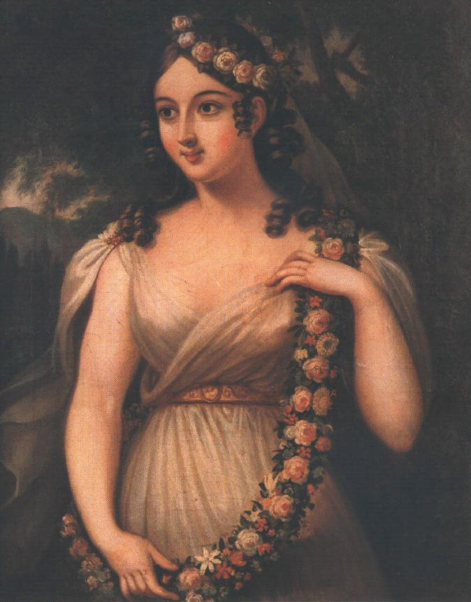 Spring (Flora, May) c 1830
