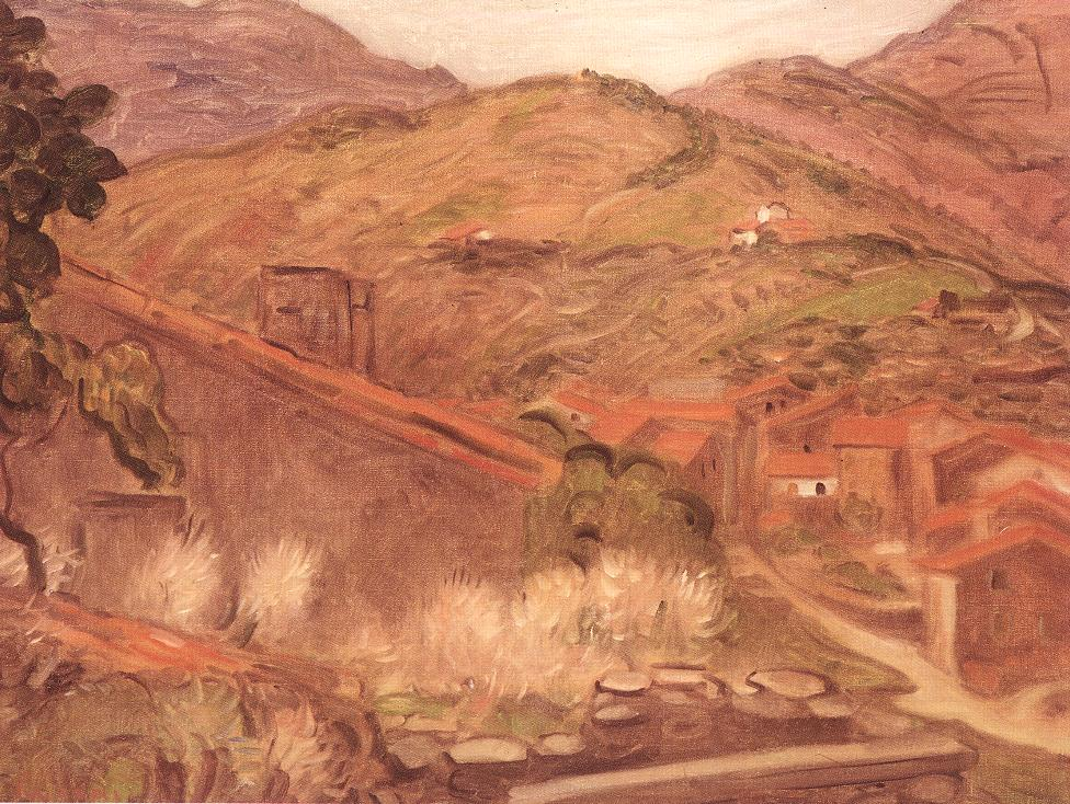 Banyuls sur Mer 1899 | Jozsef Ronal Rippl | Oil Painting