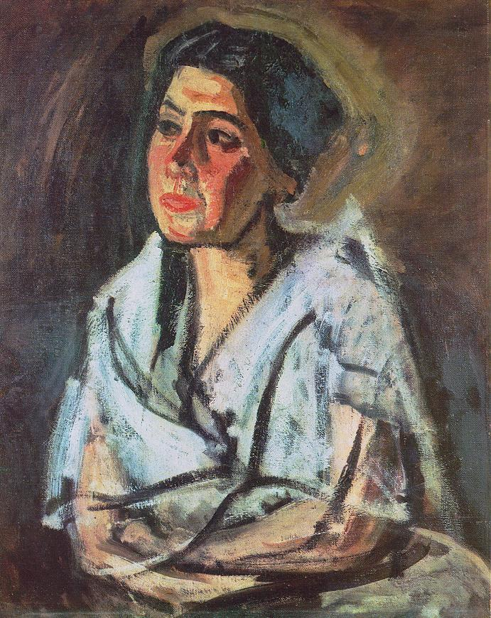 Margitka 1938 | Bertalan Por | Oil Painting