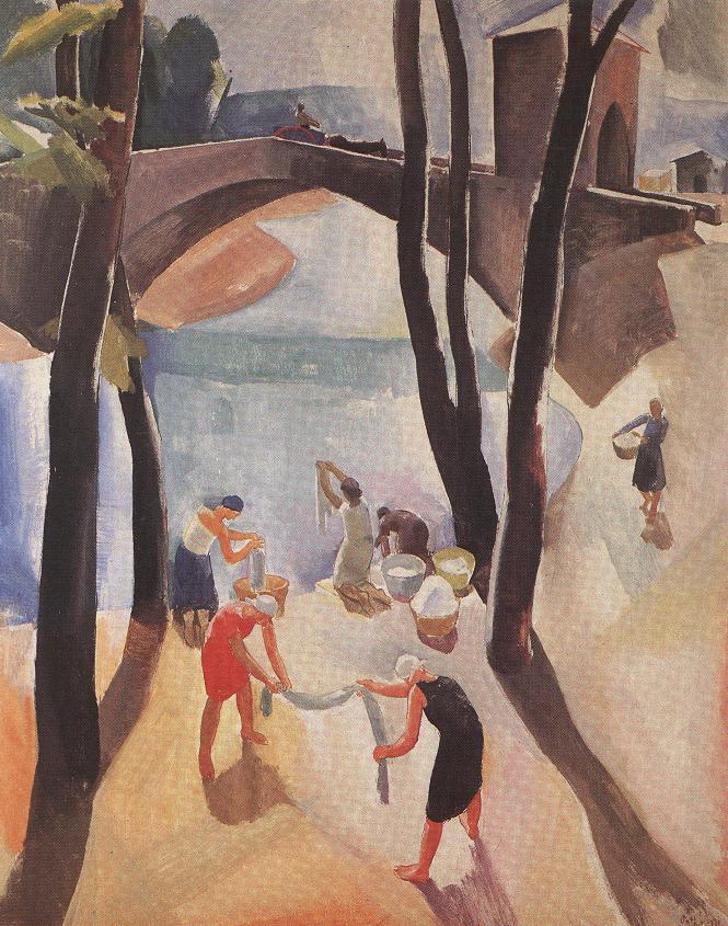 Subiaco 1931 | Karoly Patko | Oil Painting