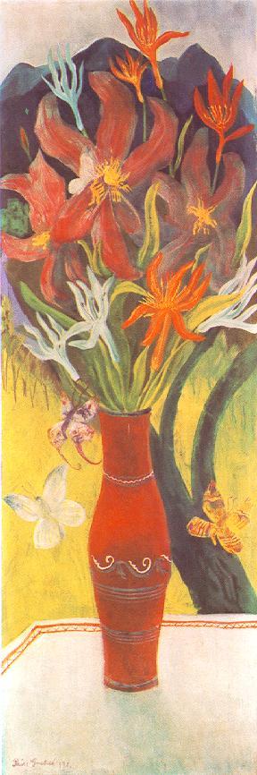 Still life 1932 | Jeno Goebel Paizs | Oil Painting
