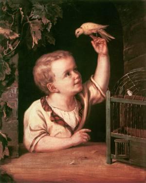 Arpad Mihalkovics 1856 | Soma Petrics Orlai | Oil Painting