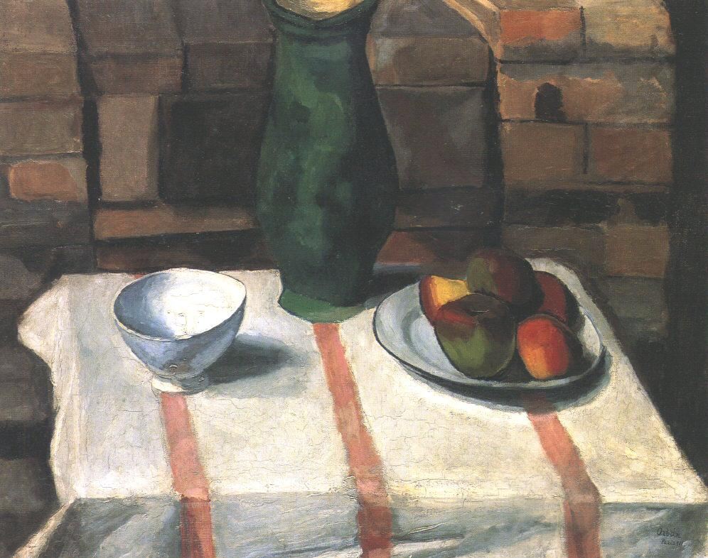 Still Life 1911 | Dezso Orban | Oil Painting