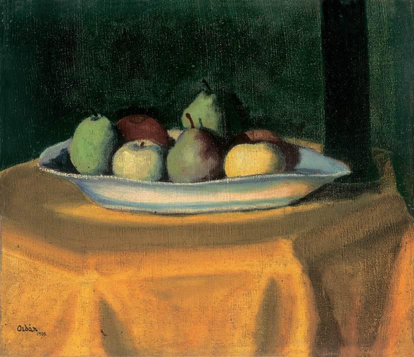 Still life 1909 | Dezso Orban | Oil Painting