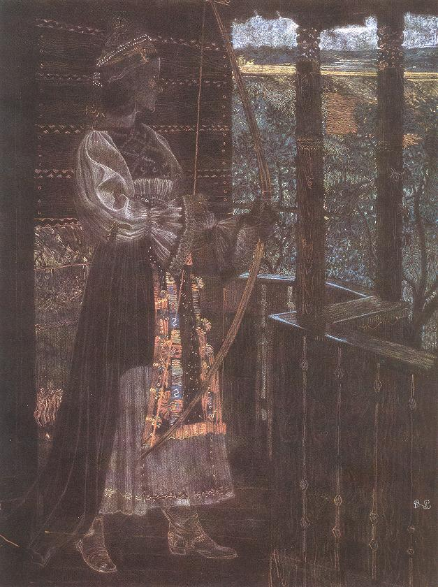 Gyongyver 1909 | Sandor Nagy | Oil Painting