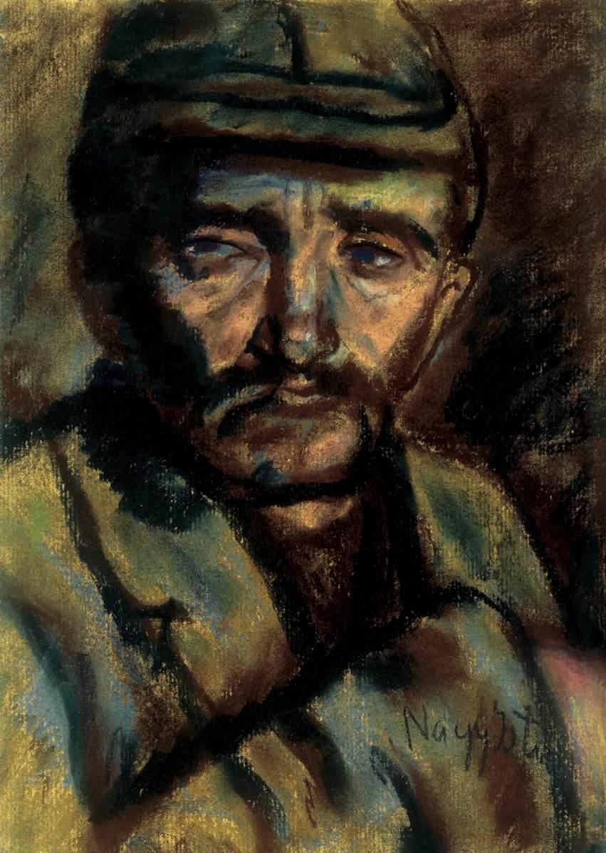 Soldier | Istvan Nagy | Oil Painting