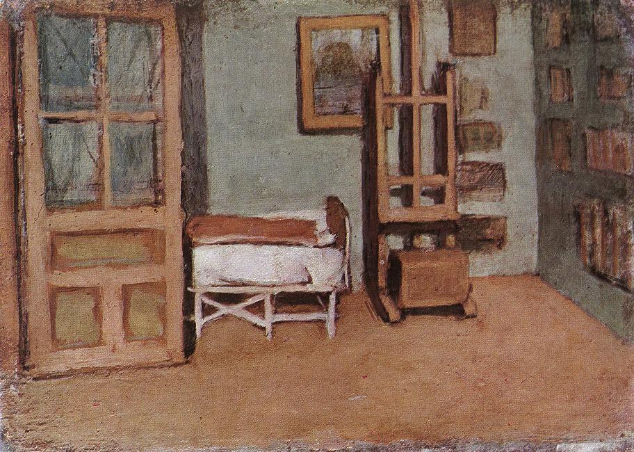 Atelier 1912 | Janos Balogh Nagy | Oil Painting