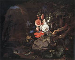The Nature As A Symbol Of Vanitas 1665-79 | Abraham Mignon | Oil Painting