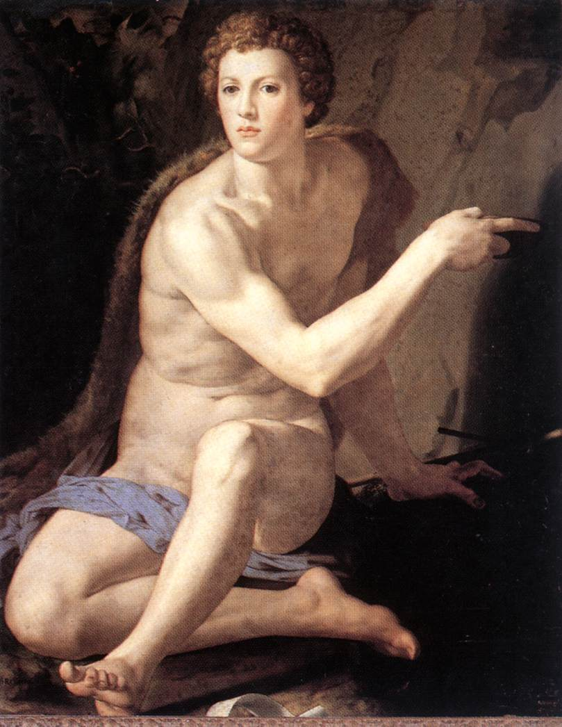St John The Baptist 1550-55 |  | Oil Painting