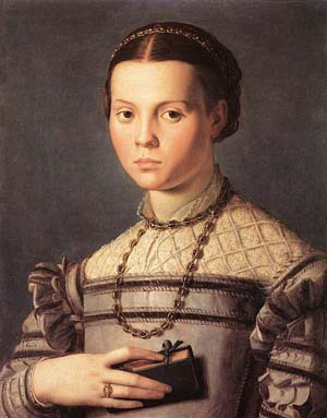 An Unknown Child | Agnolo Bronzino | Oil Painting