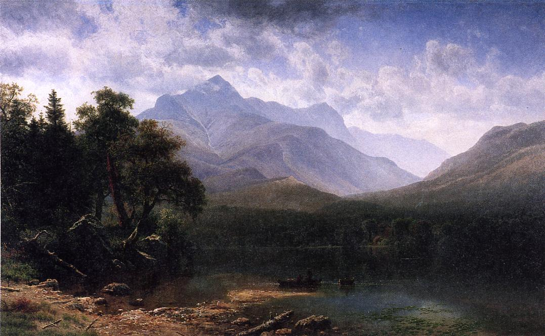 Mount Washington 1862 | Albert Bierstadt | Oil Painting
