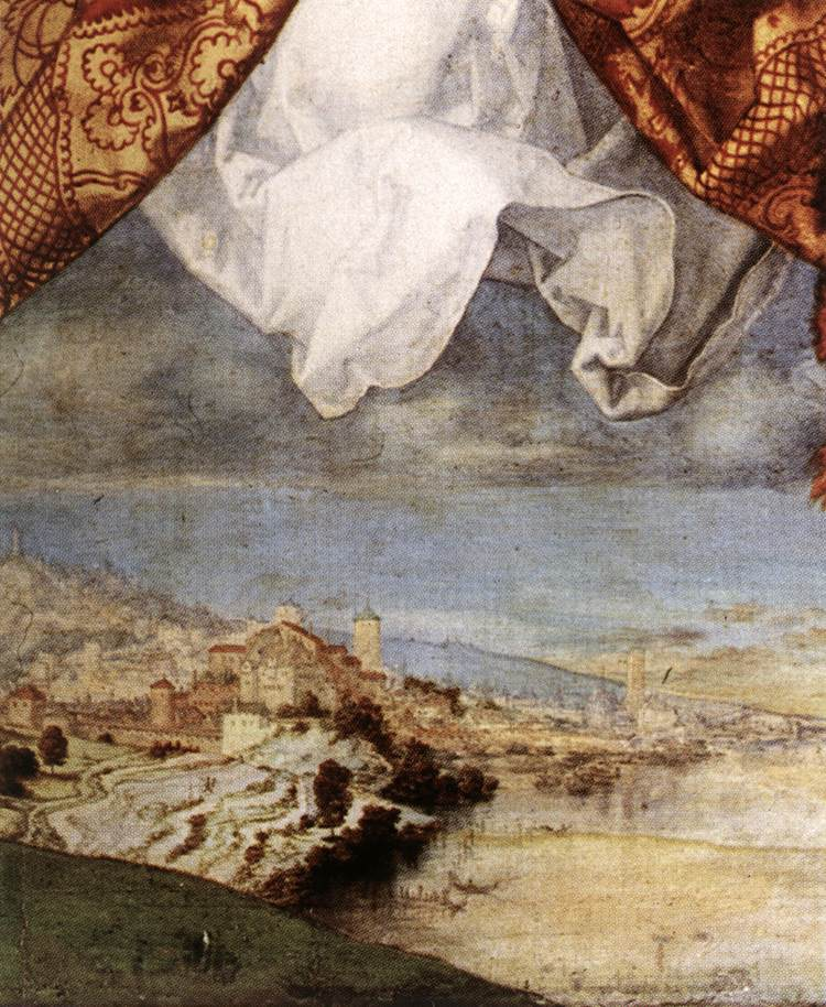 The Adoration Of The Trinity (Detail) 4 1511 | Albrecht Durer | Oil Painting