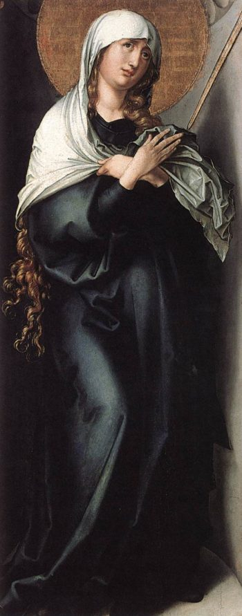 The Seven Sorrows Of The Virgin Mother Of Sorrows 1496 | Albrecht Durer | Oil Painting