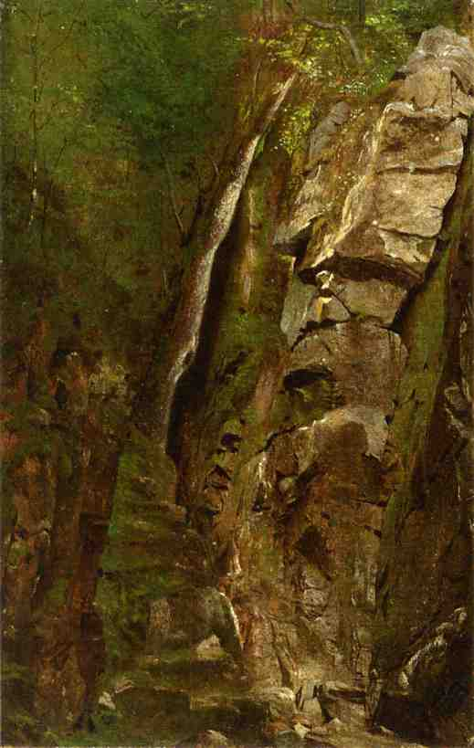 The Gorge | Alexander Helwig Wyant | Oil Painting