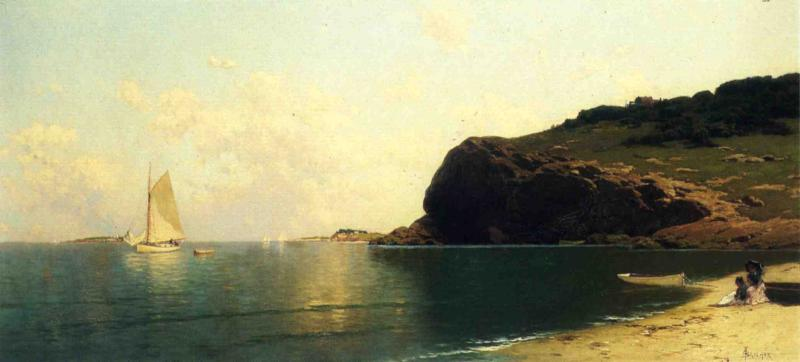 Afternoon Calm | Alfred Thompson Bricher | Oil Painting