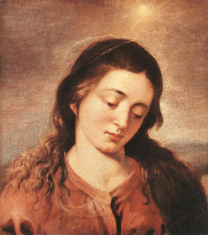 Mary 1646-50 | Alonso Cano | Oil Painting