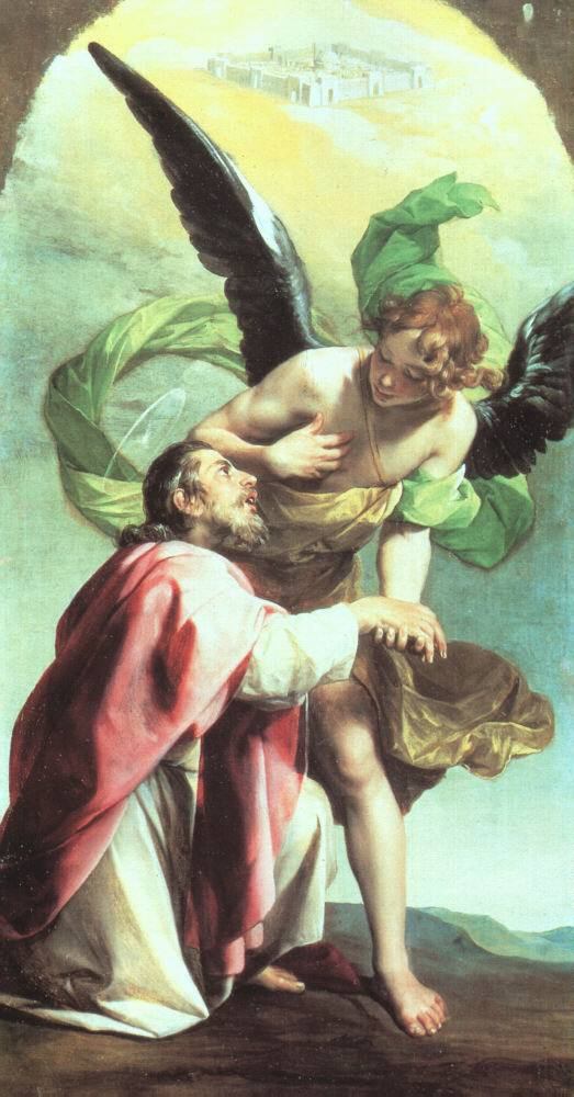 St John The Evangelist With The Poisoned Cup 1636 | Alonso Cano | Oil Painting