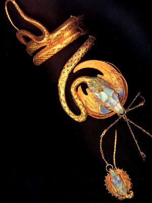 Bracelet 1899 | Alphonse Mucha | Oil Painting
