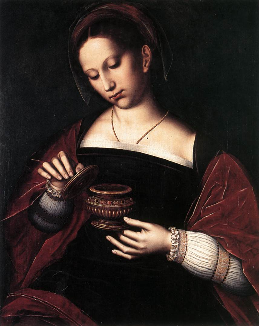 Mary Magdalene | Ambrosius Benson | Oil Painting