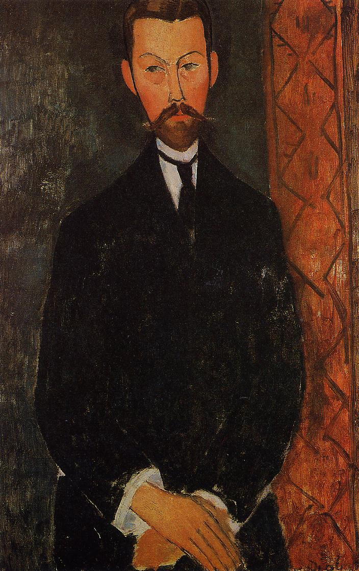 Portrait of Paul Alexander 1911 1912 | Amedeo Modigliani | Oil Painting