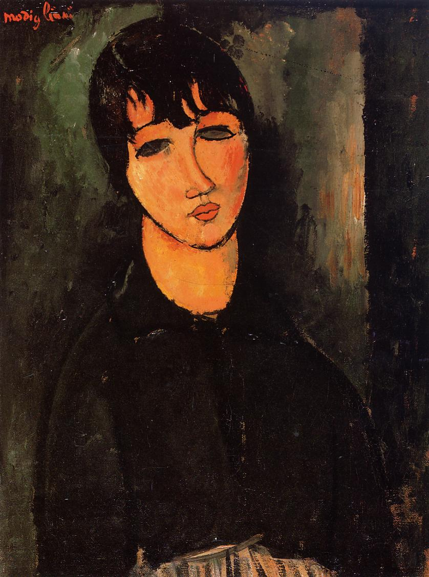 The Servant 1916 | Amedeo Modigliani | Oil Painting
