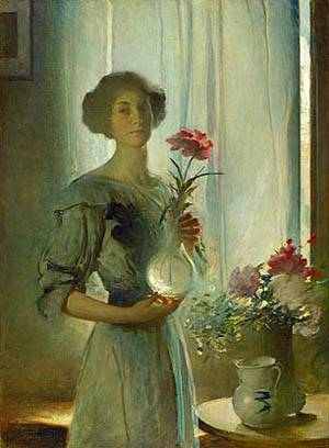 June About 1911 | John White Alexander | Oil Painting