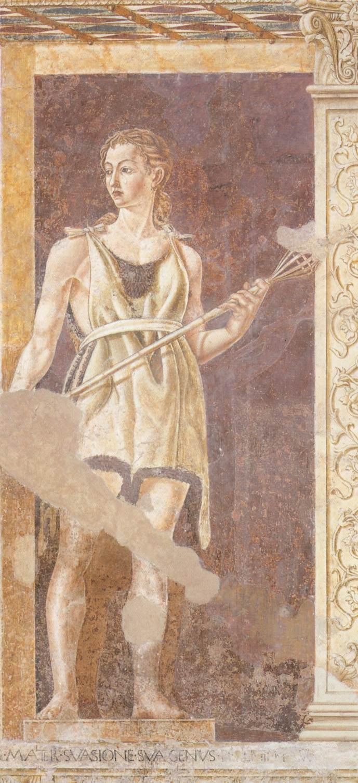 Eve | Andrea Del Castagno | Oil Painting