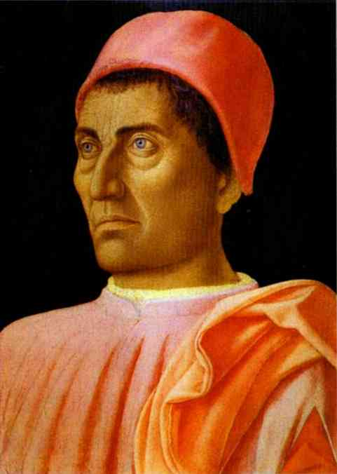 Portrait Of Carlo Demedici 1467 | Andrea Mantegna | Oil Painting