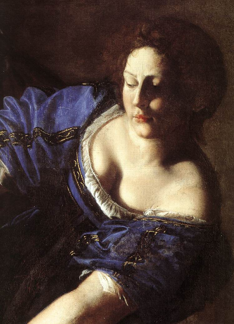 Judith Beheading Holofernes 1611-12 | Artemisi Gentiles | Oil Painting