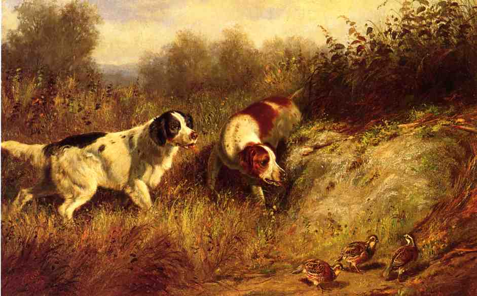 A Close Point 1879 | Arthur Fitzwilliam Tait | Oil Painting