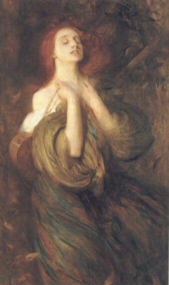 Autumn | Arthur Hacker | Oil Painting