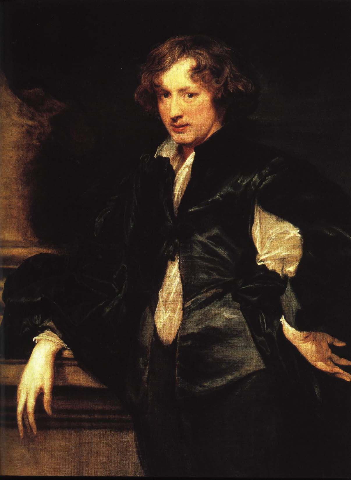 Self Portrait | Anthony Van Dyck 1622-1623 | Oil Painting