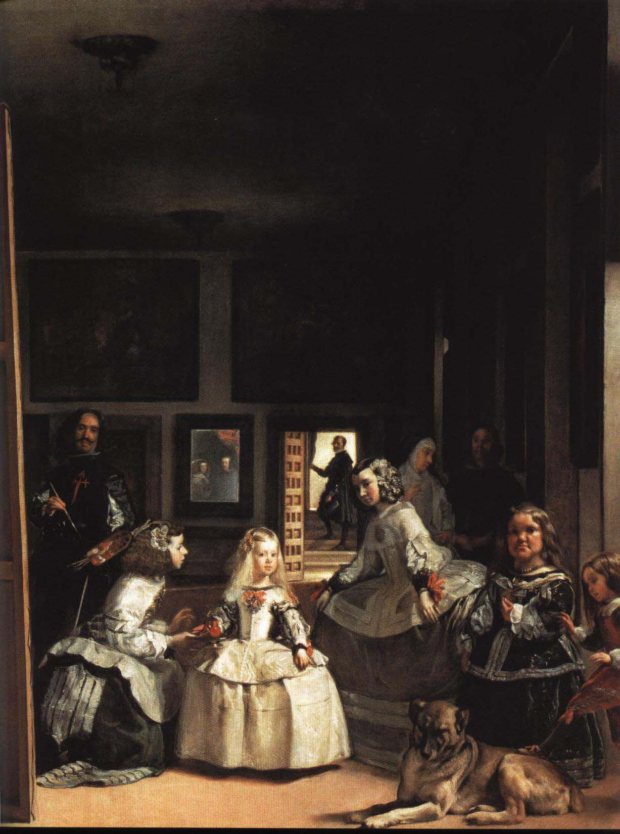 Las Meninas (The Maids of Honor) | Diego Velazquez | Oil Painting