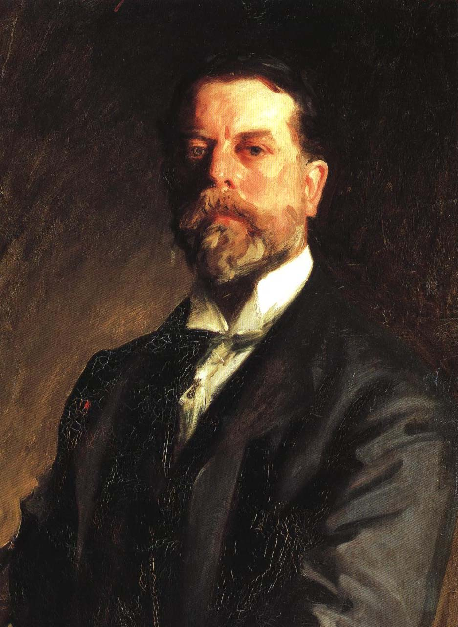 Self Portrait | John Singer Sargent 1907 | Oil Painting